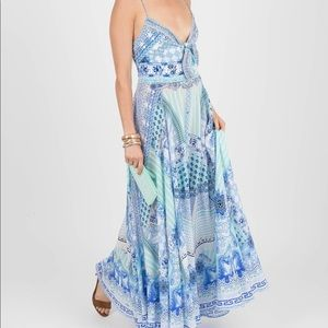 Camilla Day Dreamer Dress with Tie Front